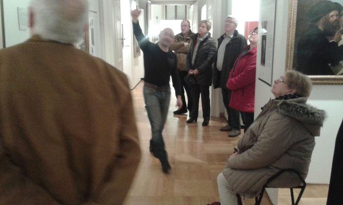 Führung im Martin-von-Wagner-Museum, 24.02.2016