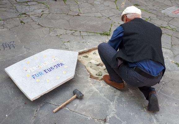 Denkmal der Versöhnung, 13.09.2020