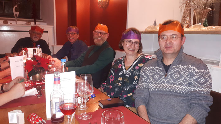 Irish Christmas Dinner, 29.11.2019