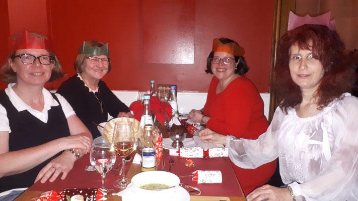 Irish Christmas Dinner, 29.11.2019