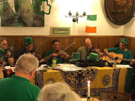 St. Patrick's Day, 17.03.2018