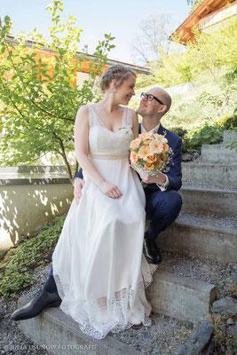 Brautpaarshooting in Grindelwald
