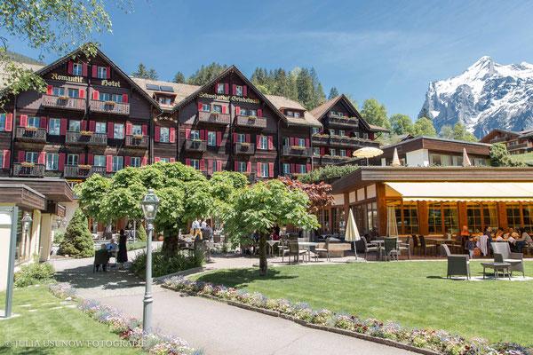 Romantik Hotel Schweizerhof 5* in Grindelwald