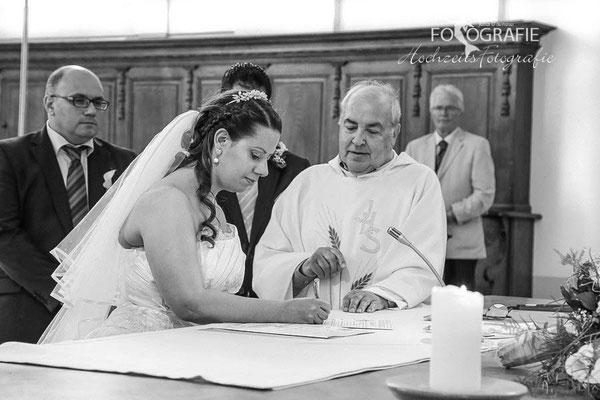 Kirchliche Hochzeit, Solothurn