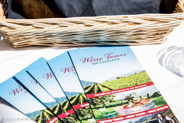 wine tours switzerland, catering