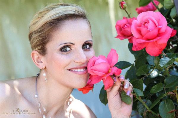 Braut mit Rose, Gelfingen Luzern