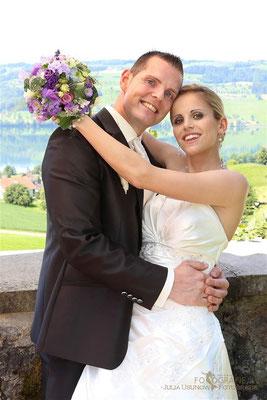 Brautpaarshooting, Schloss Heidegg