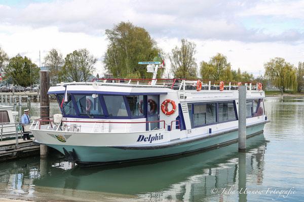 Schiff in Kreuzlingen, Bodensee