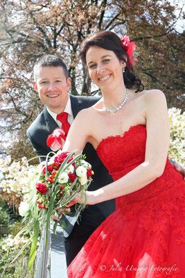 Brautpaarshooting, Schloss Seeburg