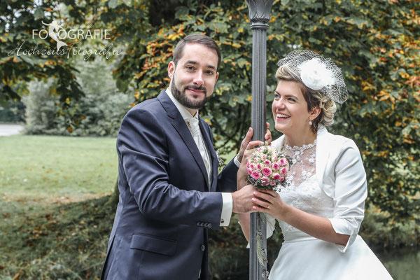 Brautpaar Shooting, Schloss Landshut