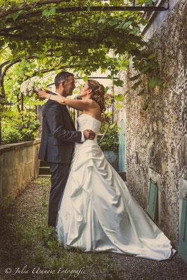 Brautpaar Fotoshooting in Thalwil, Zürich