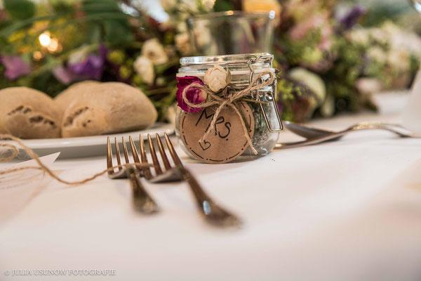 Hochzeitsdekoration by designandmore: www.design-andmore. ch