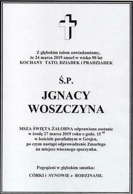 Ignacy Woszczyna