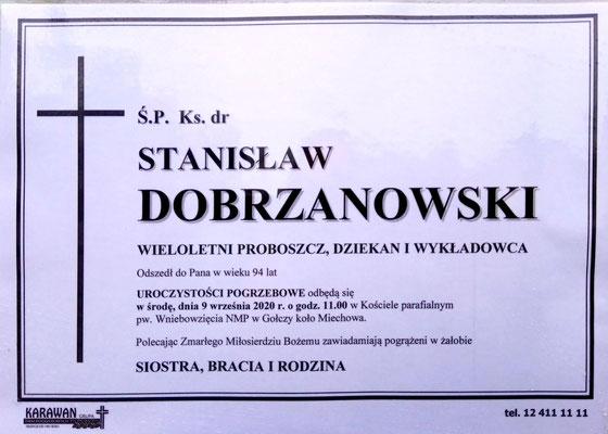 Stanisław Dobrzanowski