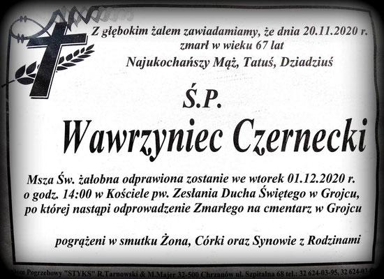 Wawrzyniec Czernecki