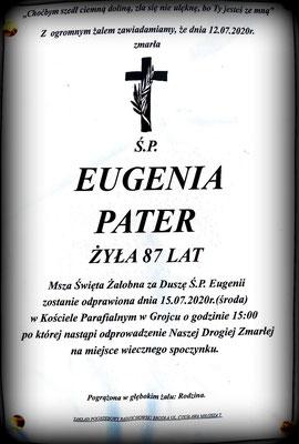 Eugenia Pater