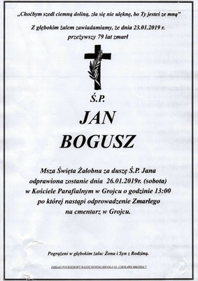 Jan Bogusz