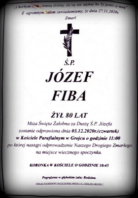 Józef fiba