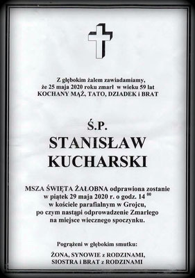 Stanisław Kucharski