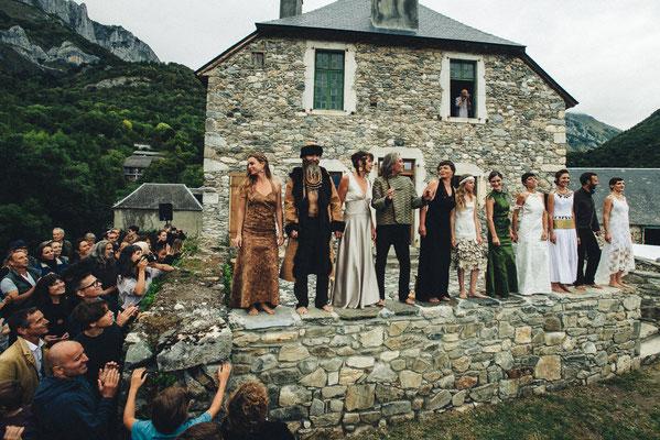 Collection 2019 Capucine Panfiloff et les accessoiristes Nadège Barthe et Katia Panfiloff. Photographie www.essencedelavie.com