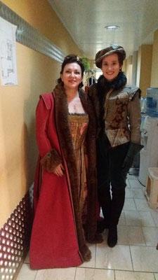 "mit ""Elisabetta"" Krassimira Stoyanova, Don Carlo, La Scala 2016"