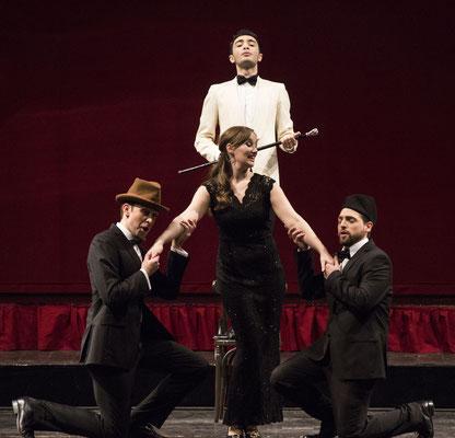 Szenenkonzert, Teatro alla Scala, 2016