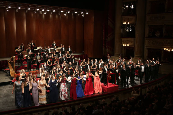 Abschlusskonzert Accademia Teatro alla Scala, 2016