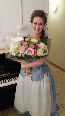 Barbarina-Debüt, La Scala, 2016