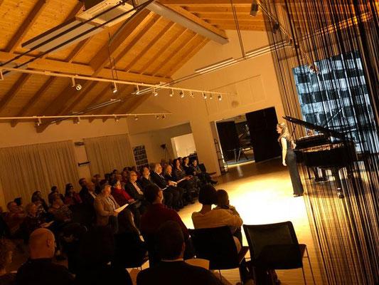 Hauskonzert im Klavierhaus Schimpelsberger, 2018