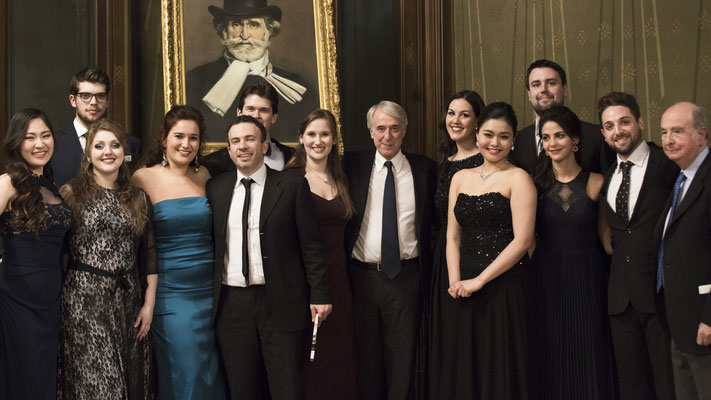 Verdi-Konzert, Teatro alla Scala 2016
