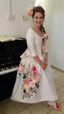 Barbarina-Debüt, La Scala 2016