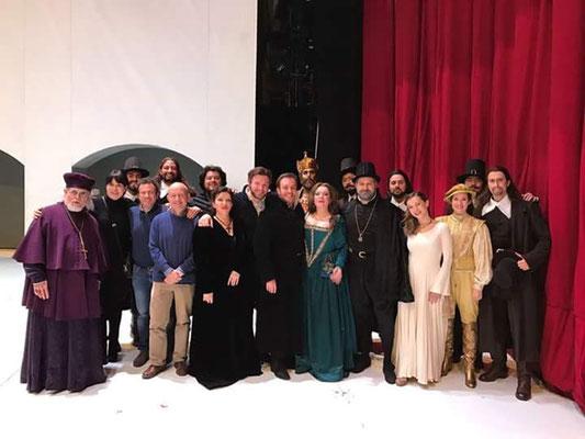 Premiere Don Carlo, La Scala 2016