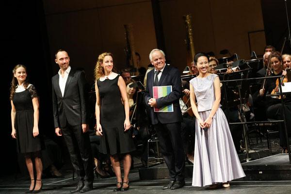 Eröffnungskonzert der Volksoper Wien Spielzeit 2020/2021, Foto (c) Barbara Pálffy