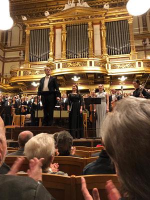 "Händels ""Israel in Egypt"" unter Antal Barnás, Wiener Musikverein 2019"