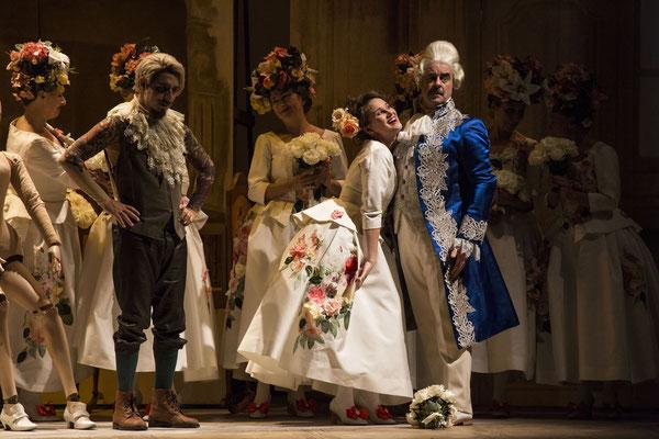 Le nozze di Figaro, Teatro alla Scala, 2016