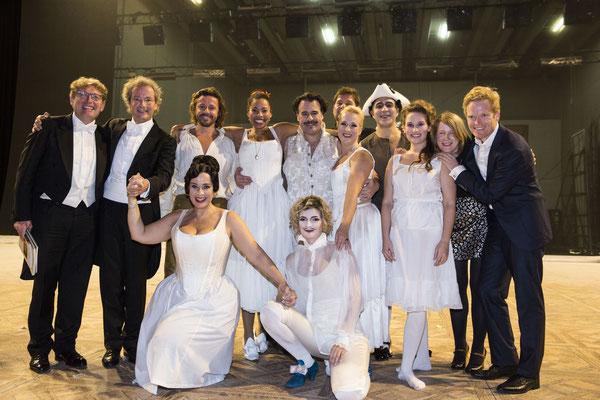 Premiere Le nozze di Figaro, La Scala 2016