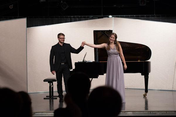Master-Abschlusskonzert an der MDW mit Andreas Fröschl (Klavier), 2017