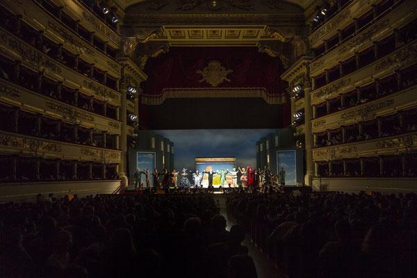 Il flauto magico, Teatro alla Scala 2016