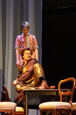 Der Bauer als Millionär, Theater in der Josefstadt, 2018