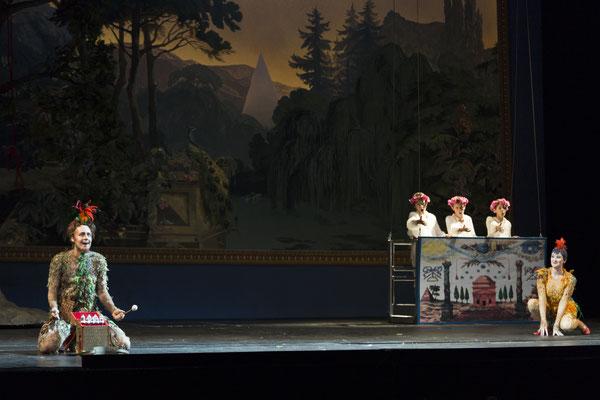 Die Zauberflöte, Teatro alla Scala, 2016