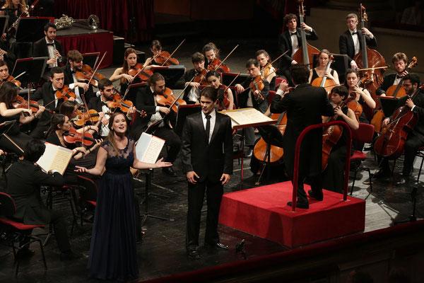 Orchesterkonzert, Teatro alla Scala, 2016