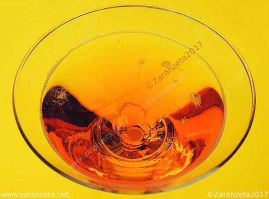 Zarahzetas Fotowand mit Essen & Trinken und Aperitif