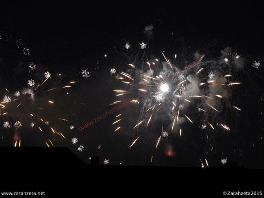 Pyrotechnik und Feuerwerk