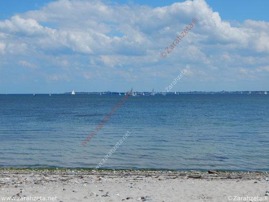 Zarahzetas Sommerblog mit Strand an der Ostsee
