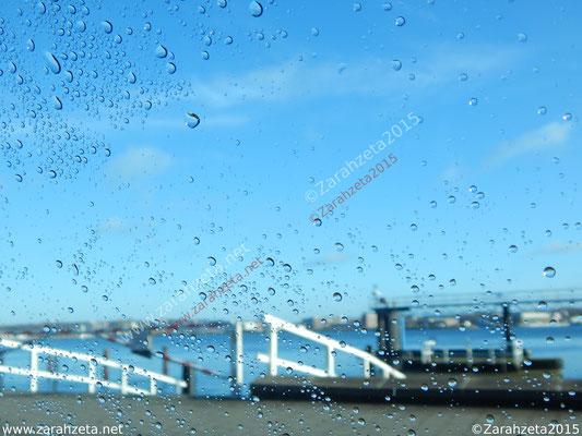 Kai im Hafen von Kiel