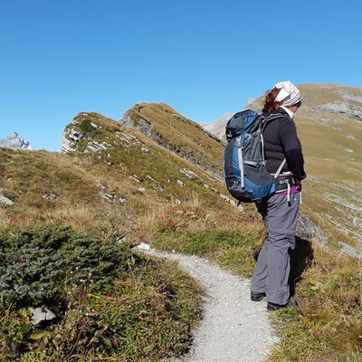 Wanderung in der Zentralschweiz