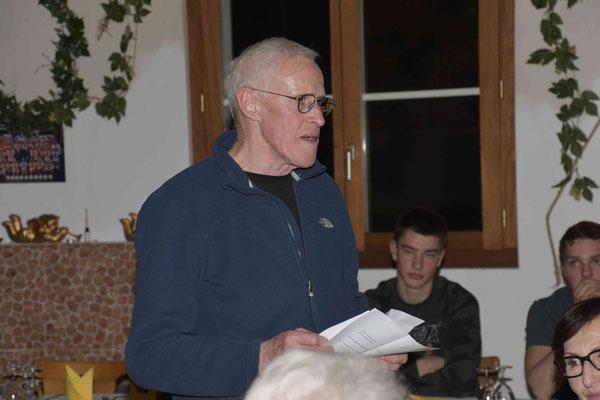 Tagespräsident Walter Anderhub