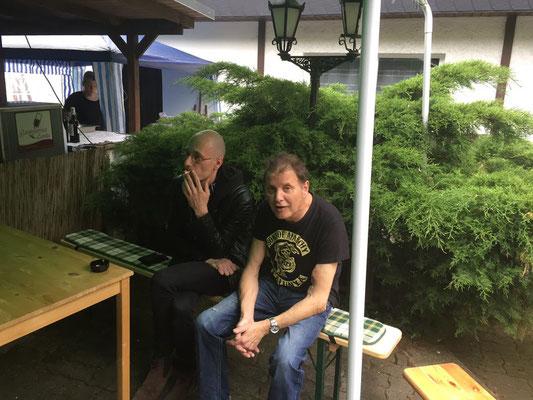 Uli Backhaus & Michael Wolter von TAGEINS