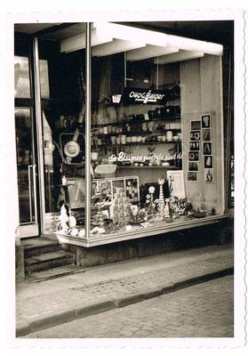 Altes Schaufenster in der Wachtstraße 37 neben der Böttcherstraße!