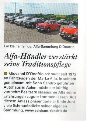 Motor Klassik September 2015
